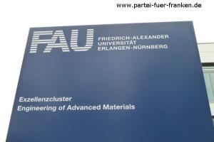 FAU soll Eliteuniversität werden